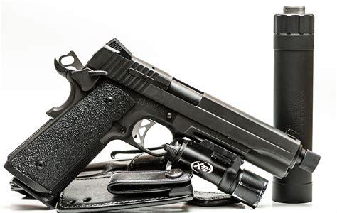 sig sauer pistol  ultra hd wallpaper background image