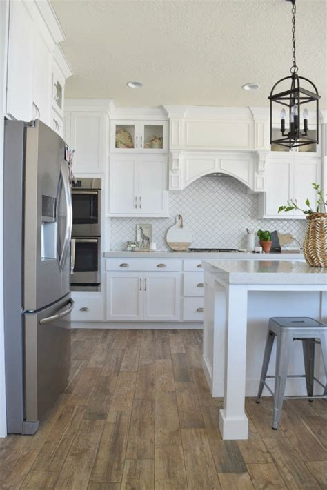 Take Home Designer Series White Kitchen And Great Room