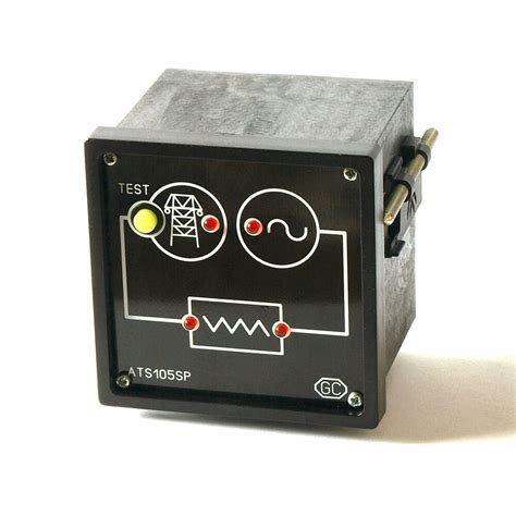 automatic transfer switch controller between mains and generator auto start ebay