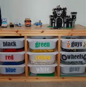 Lego Storage Solutions