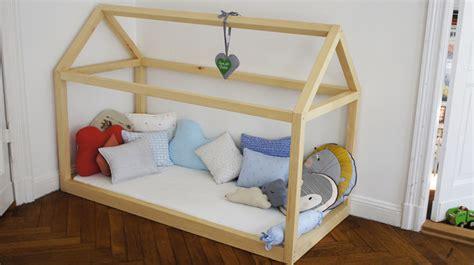 Bett, Kinderbett, Spielhaus, Scandinavian