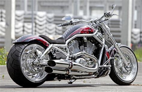 Air-ride Suspension Kit For V-rod's And V-rod Muscle's