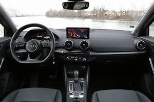 Audi Q3 2017 Prix : essai audi q2 2 0 tdi 190 quattro s tronic 7 2017 fer de lance en m tal pr cieux ~ Gottalentnigeria.com Avis de Voitures