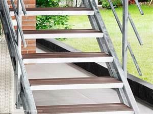 Außentreppe Holz Selber Bauen : au entreppe f r terrassen und balkone selber bauen video ~ Lizthompson.info Haus und Dekorationen