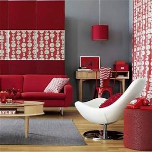 red gray living room decorating ideas pinterest With gray and red living room interior design