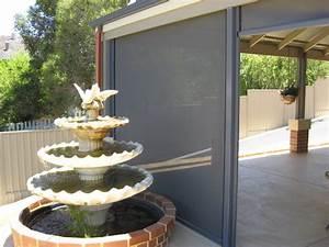 Rideau Exterieur Pour Terrasse : store pare soleil exterieur good store extrieur ~ Farleysfitness.com Idées de Décoration