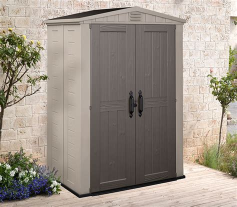 6x3 Shed Bq by Keter Factor 6 X 3 Shed Sydney Garden Products