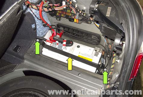 E60 Battery by Bmw E60 5 Series Battery And Connection Notes Replacement