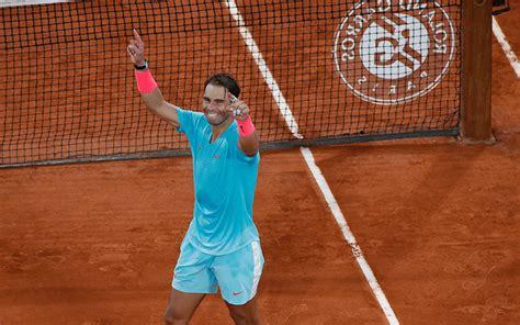 Rafael Nadal ties Federer at 20 Slams by beating Djokovic ...