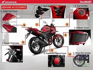 Aksesoris New Honda Cb150r Streetfire