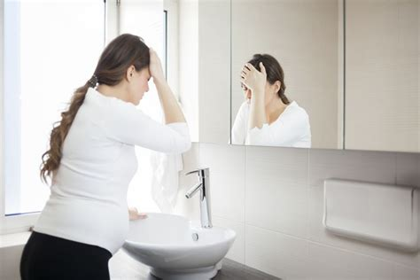 Morning Sickness As A Pregnancy Symptom