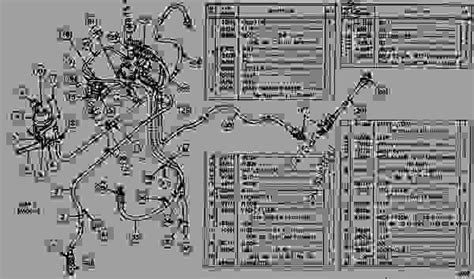 966 Ih Tractor Wiring Schematic For by Brake Chamber Assembly Valve Assemblies And Lines Wheel