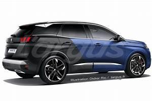 Nouvelle 2008 Peugeot 2019 : peugeot 3008 une version r hybrid de 300 ch en 2019 photo 3 l 39 argus ~ Medecine-chirurgie-esthetiques.com Avis de Voitures
