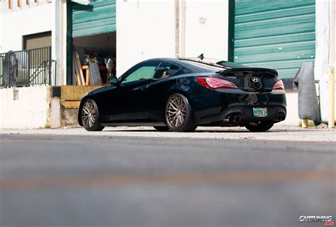 Genesis coupe 2dr v6 3.8l auto track package includes. Modified Hyundai Genesis Coupe, back