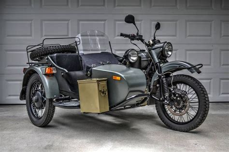 2012 Ural Gear-up 2wd With Sidecar
