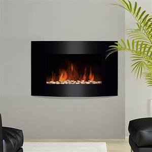 Estufa chimenea electrica calefaccion 65x114x52cm llama for Estufas chimeneas electricas