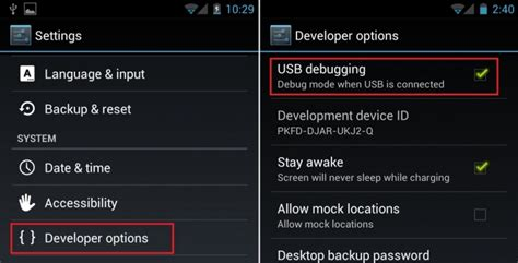 how to debug android 2 best ways to enable usb debugging mode androidbest tech