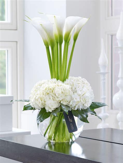 ideas  calla lily centerpieces  pinterest
