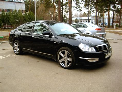 Nissan Teana Hd Picture by 2004 Nissan Teana Pictures Information And Specs Auto