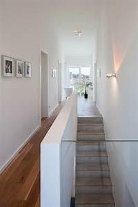 Treppenstufen Aus Glas : haus l gro z giger flur mit luftraum und ausblick stkn architekten interior innenr ume ~ Bigdaddyawards.com Haus und Dekorationen