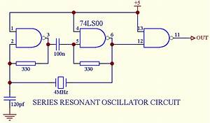 Com Circuit Diagram Basic Circuit Jfet Crystal Testing