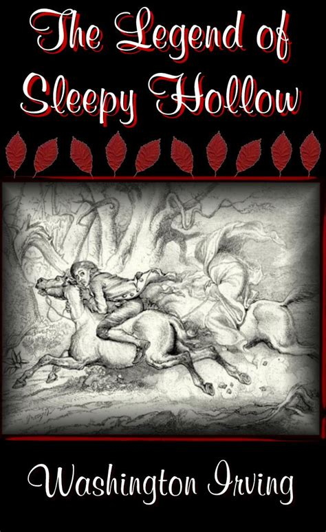 sleepy hollow legend books washington irving gothic author genre library english mystery covers katrina van tassel romance classics jrm horror