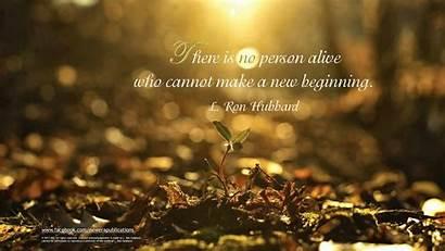 Beginning Way Hubbard Ron Scientology Happiness Dianetics
