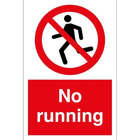 No Running Signs  From Key Signs Uk. Compressed Air Signs. Hotel Banners. Nbc Logo. Flight Signs. Phone Cover Stickers. Thar Mahindra Stickers. Custom Poster Design. Animal Australian Murals