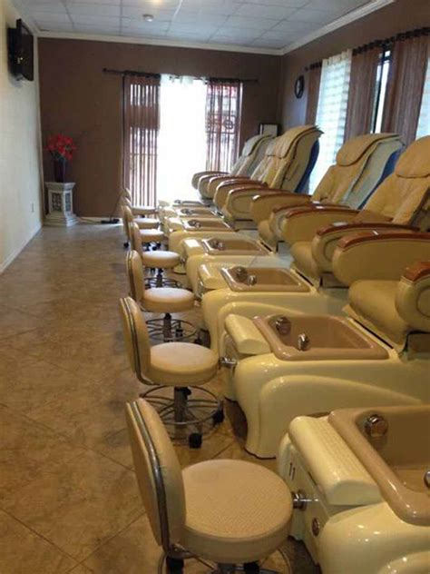 tho nails nu lam du thu income  tuan  tyler texas