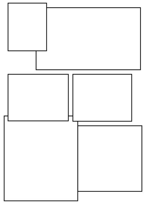 setting  layouts   comic strip emily davisons blog