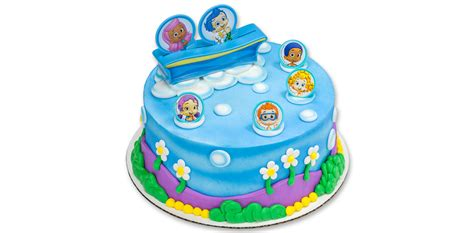 Guppies Cake Decorating Kit by How To Make A Guppies Themed Cake Cakes