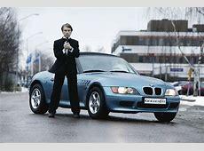 GOLDENEYE James Bond movie from 1995 with Pierce Brosnan