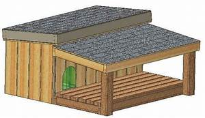 Plans for a large dog house lovely insulated dog house for Large insulated dog house