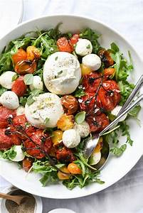 Idée Recette Saine : 1001 id es comment pr parer la plus d licieuse salade ~ Nature-et-papiers.com Idées de Décoration