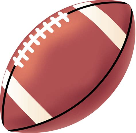 Free Football Clipart For Clip Football Clipart Panda Free Clipart Images