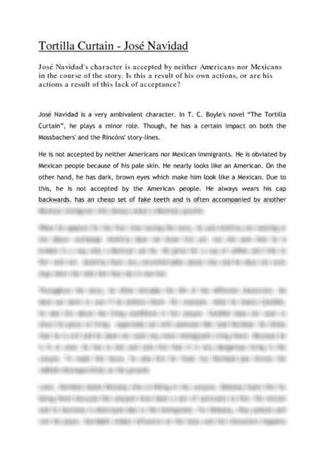 tortilla curtain summary characters curtain menzilperde net