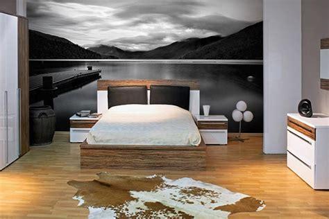 idee deco papier peint chambre adulte papier peint trompe l 39 oeil lac titicaca izoa