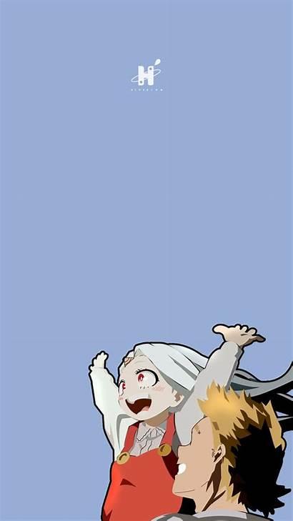 Eri Anime Hero Mha Wallpapers Senpai Boku