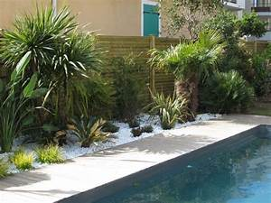 plus de 25 des meilleures idees de la categorie idees d With idee amenagement jardin paysager 4 amenagement paysager autour dune piscine classique