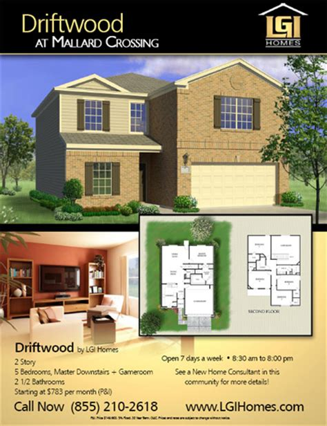 lgi homes corporate home builder profile new homes section