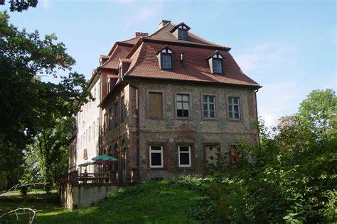 Haus Kaufen Leipzig Lützschena by Schloss Zedtlitz Bei Borna Foto Bild Deutschland