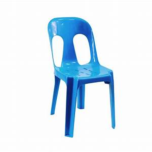 Blue plastic chair chair hire co for Blue plastic chair