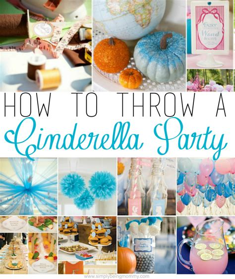 Christmas Ceiling Decoration Ideas by How To Throw A Cinderella Party Simply Being Mommy