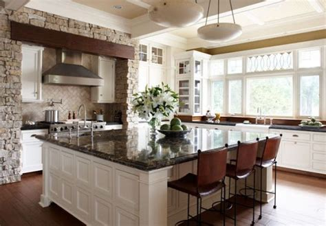 beautiful kitchens with islands large island kitchens wonderful large square kitchen island in dream kitchens for the home