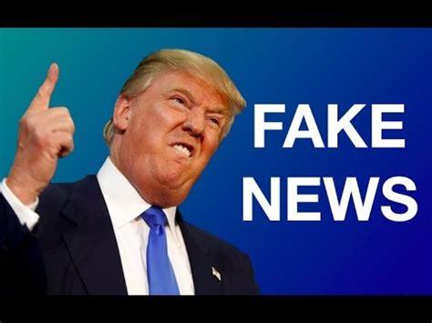 Fake News Memes - donald trump says quot fake news quot compilation youtube