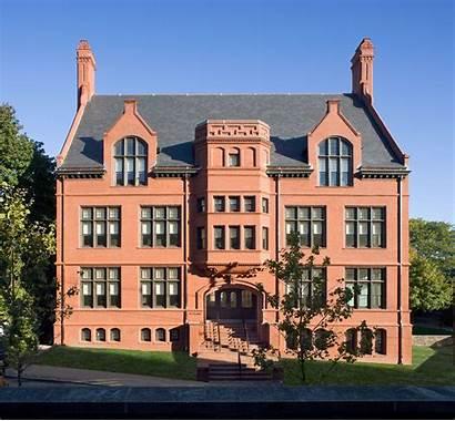 Brown University Pembroke Hall Building College Edu