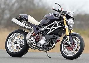 Racing Caf U00e8  Ducati Monster  U0026quot Mcm 1100 U0026quot  By Moto Corse