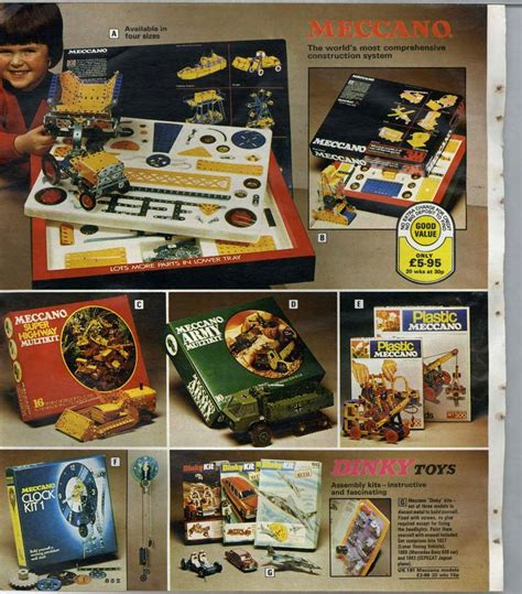 Pin by Karl Scarisbrick on Mail Order Catalogues 1970s ...