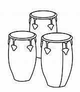 Coloring Drums Coloration Colorear Colorare Pagina Tambor Strumenti Musique Instruments Livre Libro Tambours Instrumentos Coloritura Instrumenten Muzikale Tamburi Coloriage Tambores sketch template