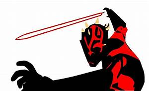 Darth Maul Clipart images